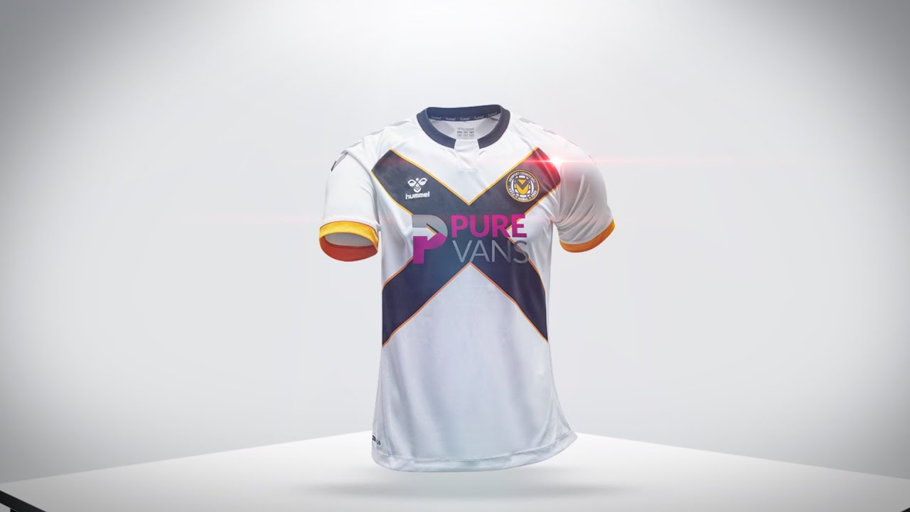 New Away Kit for Newport County AFC 20/21