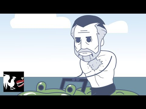 Drowning for Power - Rooster Teeth Animated Adventures