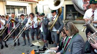 Beautiful People - Hallelujah - Festival de fanfares de Montpellier 2013
