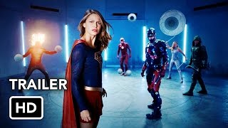 Superhero Fight Club 2.0 Trailer - Arrow, The Flash, Supergirl, DC