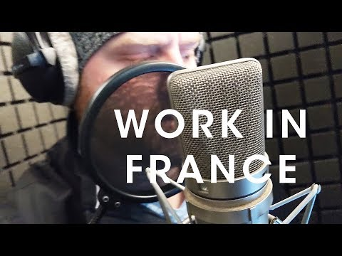 How To Get A Job In France As An American