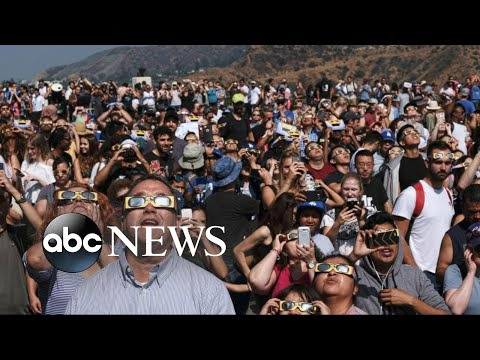Millions of Americans in awe of total eclipse