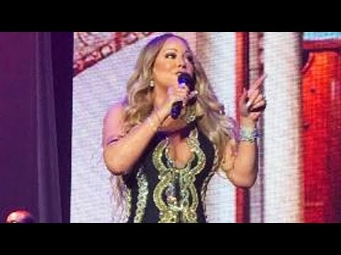 Mariah Carey - All The Hits Tour (16th August 2017) 'KILLER VOCALS' Highlights!