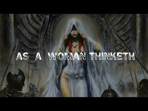 Art of Ninzuwu Part 15: As A Woman Thinketh - Feat. Cin Diesel & Ankhara