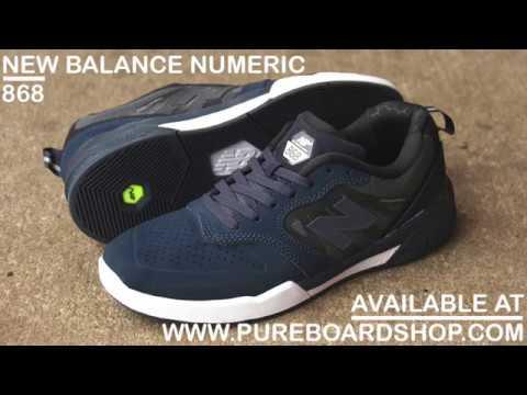 new balance numeric 868
