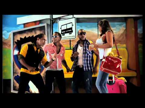 Panama Music Artist    La Banana  1080p by videos507HD