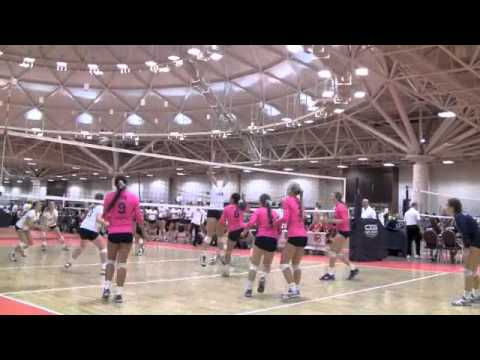 Kayla Matthews-Volleyball (Junior National Championships)