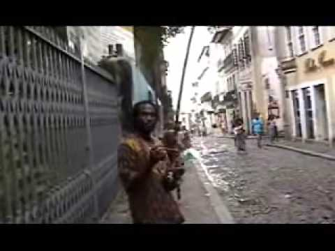 Brasil 2007: Africano's Berimbau