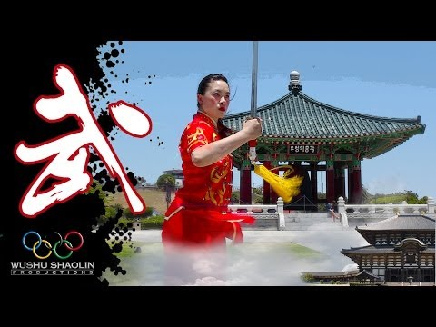 Wushu Warriors - Jianshu - Stephanie Lim