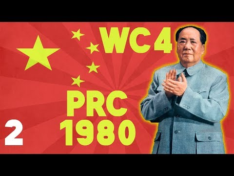 LET'S PLAY PEOPLE'S REPUBLIC OF CHINA 1980 [2] WORLD CONQUEROR 4