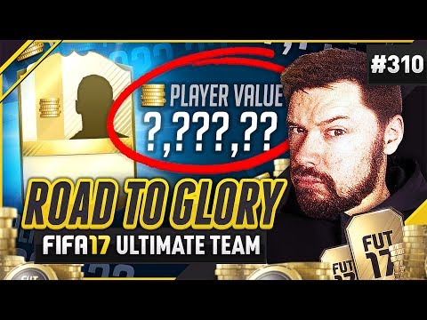 PURCHASING A MONSTER! - #FIFA17 Road to Glory! #310 Ultimate Team