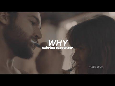 Sabrina Carpenter - Why Traducida al español