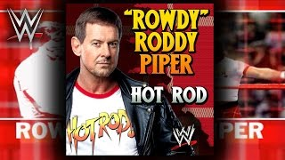 "WWE: ""Hot Rod"" (""Rowdy"" Roddy Piper) Theme Song + AE (Arena Effect)"