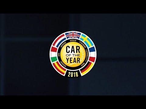 XC40 - Voiture de l'année 2018