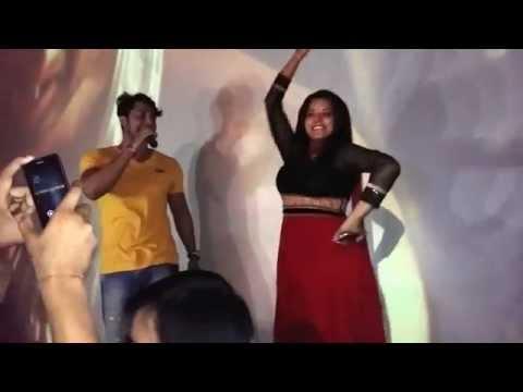 Vikrant & Monalisa on Premleela  Promotion