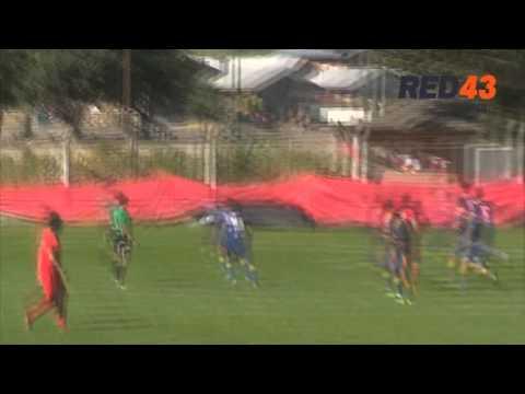 Primer Gol de Fontana de Trevelin  contra Belgrano