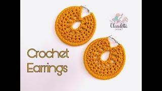 CROCHET EASY EARRINGS
