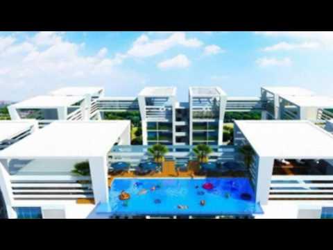 Transparent swimming pool to bridge Indian tower blocks 12 storeys up