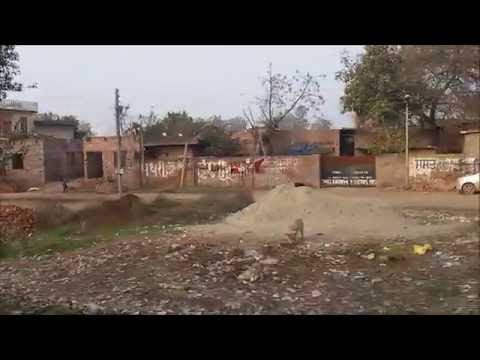 India Punjab In Single Video Ludhiana To Ambala Non Stop Video HD 1080