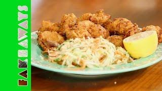 Fried Chicken Recipe - Better Than Kfc! // Fakeaways With Zoe Ball + Ben Mckellar