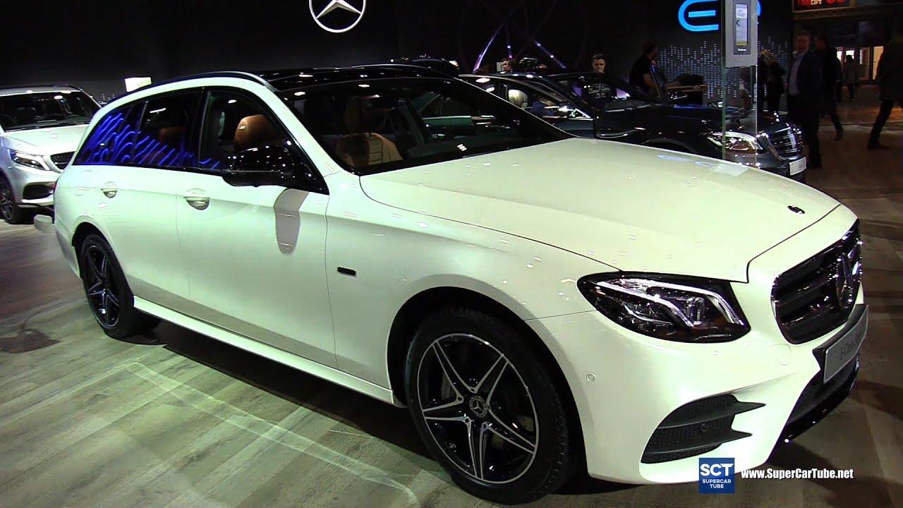 Mercedes Benz E 300d phiên bản Break Sport Edition