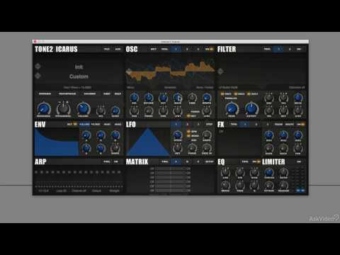 Dance Music Sound Design 105: Pads  3 Oscillators