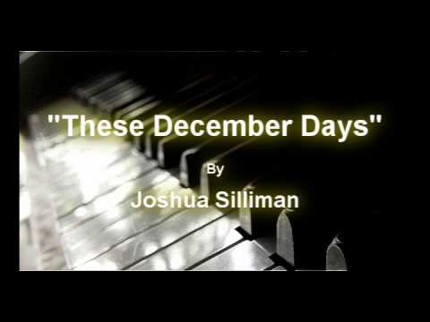 Joshua Silliman- These December Days