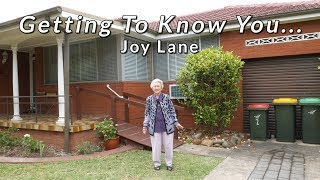 BMFS Getting To Know You - Joy Lane (Restaurant Client)