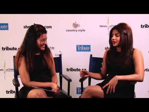 Priyanka Chopra & Omung Kumar (Mary Kom) Interview at TIFF 2014