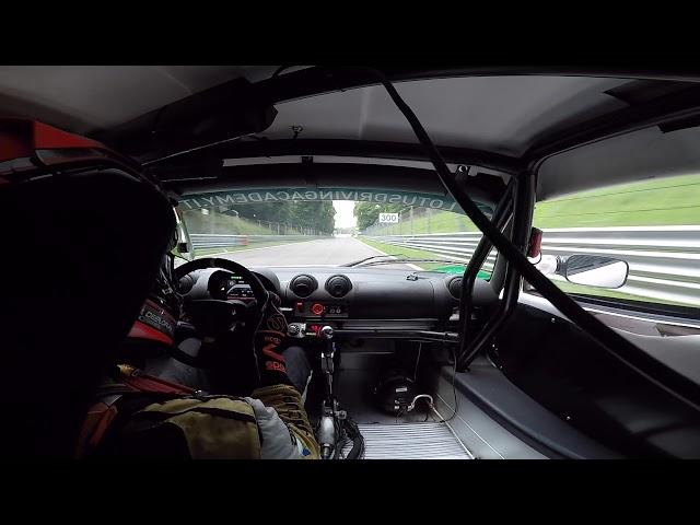 DEFLORIAN #33 Lotus Cup Elise PB RACING (Diegimotorsport)/ FREE PRACTICE Monza