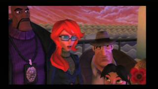 Disney Guilty Party Family of Detectives official [HD] Nintendo Wii video game trailer