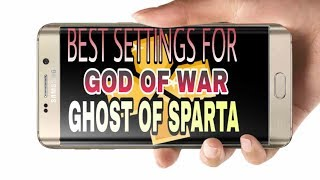 God of war:Ghost of Sparta ppsspp best settings android No Lag No hang (Hindi/Urdu)