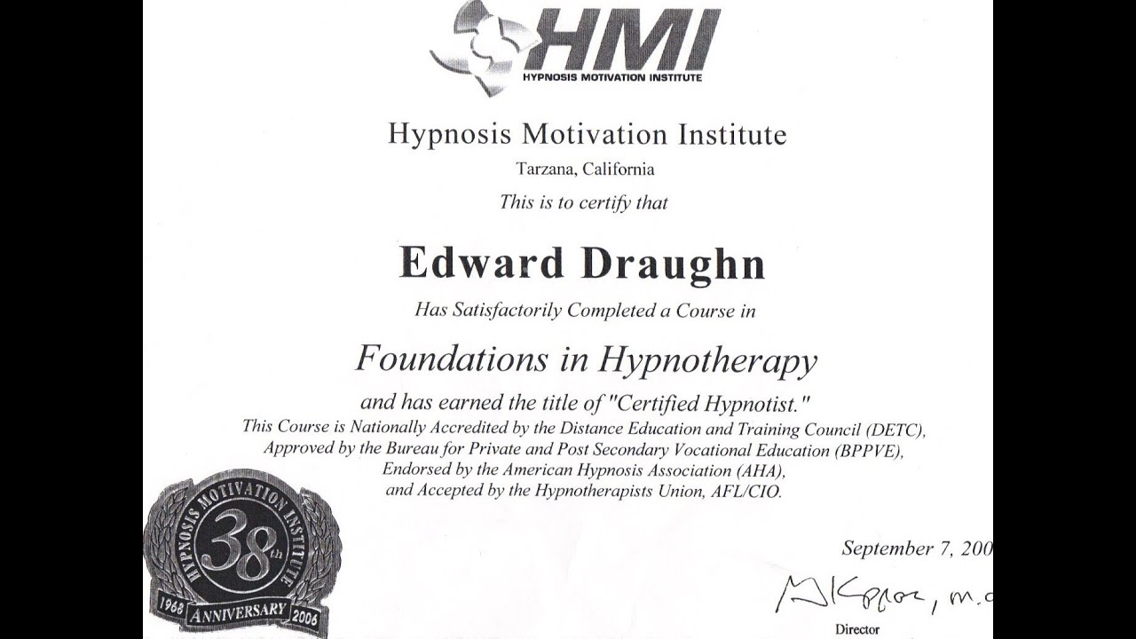 Hypnosis To Get Over RAPE And Sexual Assault, Ed