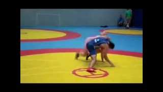 Ergün Aydin vs Carsten Kopp - 74 kg Freistil