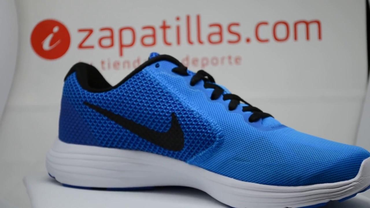Zapatillas Nike Revolution 3 hombre 49,51€