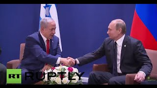 France: Putin and Netanyahu talk military cooperation at COP21