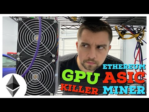 GPU Mining KILLER - The Innosilicon Ethereum ASIC Miner - A10 Review, Mining Profits, And Tutorial!