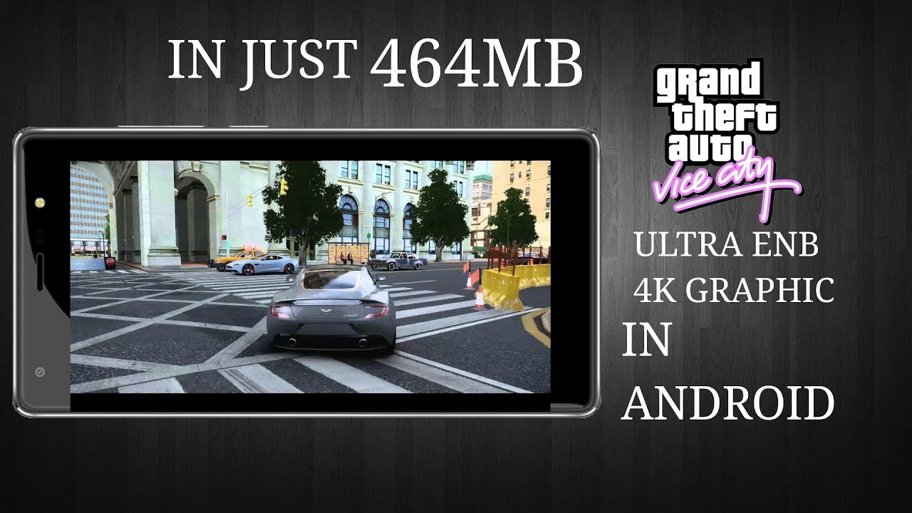 How To Download Gta Vice City Ultra Enb K Graphics In Android