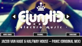Jacob van Hage & Halfway House - Panic (Original Mix)