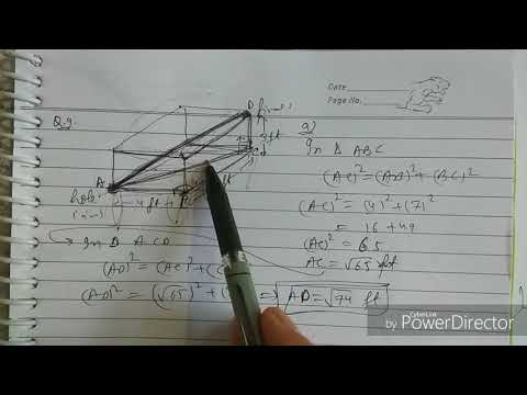 H C Verma Vol1 Chapter 2 # Part 2 Subjective Questions 9-19, Vector Analysis
