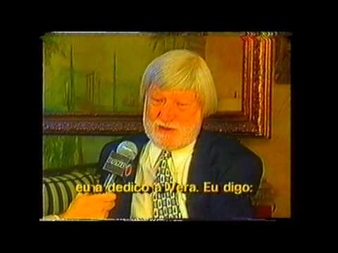 Amaury Jr. interview with Ray Conniff (1996)