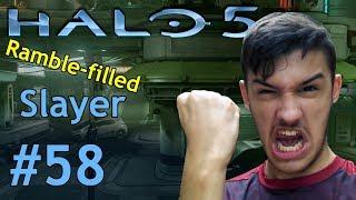 Body Beat-Down War! [Halo 5 - EP:58] (Slayer on Plaza)