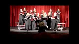 O Lady Moon Performed by EHS Concert Choir