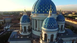 Видеоэкскурсия по Питеру | Санкт Петербург с высоты