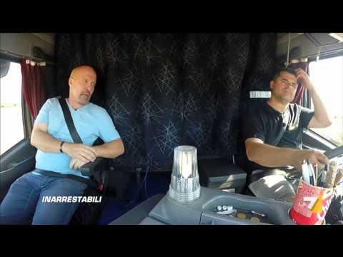 Inarrestabili - Marco Berry è in viaggio con Raffaele e Walter (Puntata 28/07/2014)