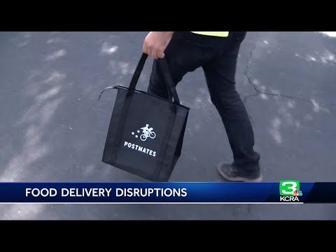 Elk Grove School Officials Frustrated Over Students' Use Of Food Delivery Apps