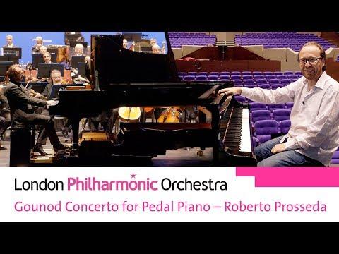 Gounod Concerto for Pedal Piano – Roberto Prosseda
