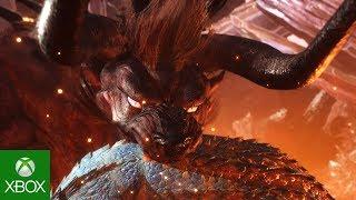 Monster Hunter: World x Final Fantasy XIV collaboration teaser