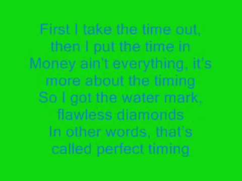 Fabolous Feat Jeremih  My Time lyrics