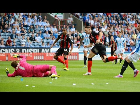 What a start! | Marc Pugh scores super fast goal for AFC Bournemouth